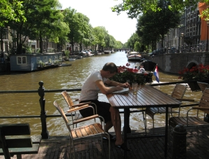 Living naturally in Amsterdam