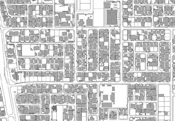 Urban tissue emergent urbanism negative space in modern plots malvernweather Choice Image