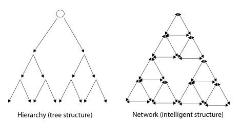 hierarchy-network