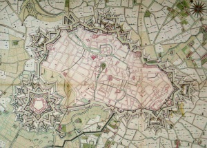 Nouvelle enceinte de Lille